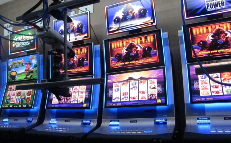 How to Play Slot Machines?